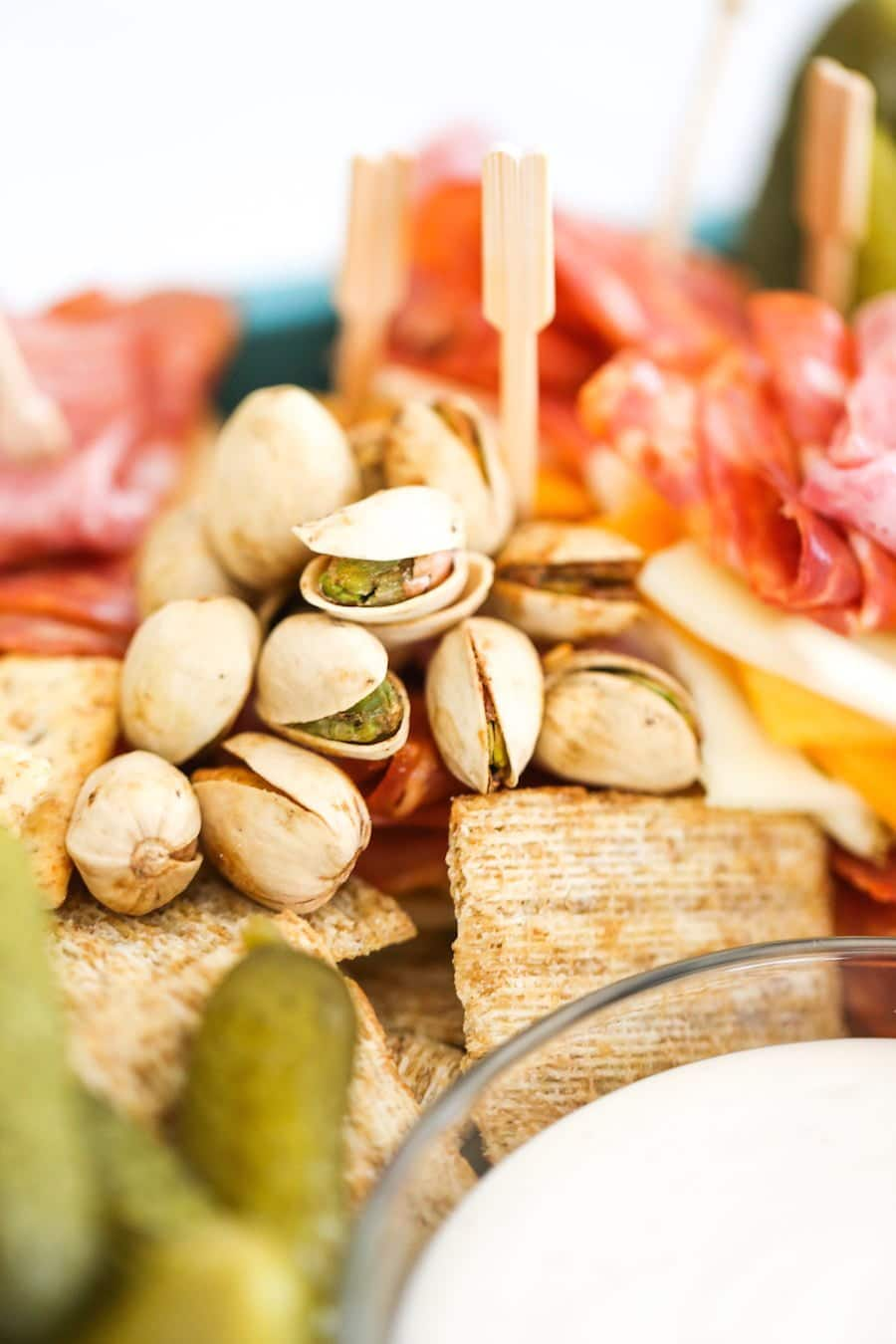 Ultimate Summer Party Platter on a Budget // Salty Canary