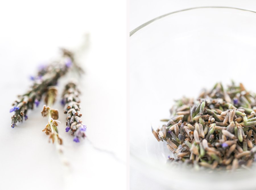 DIY Lavender Milk Bath Salts // Salty Canary