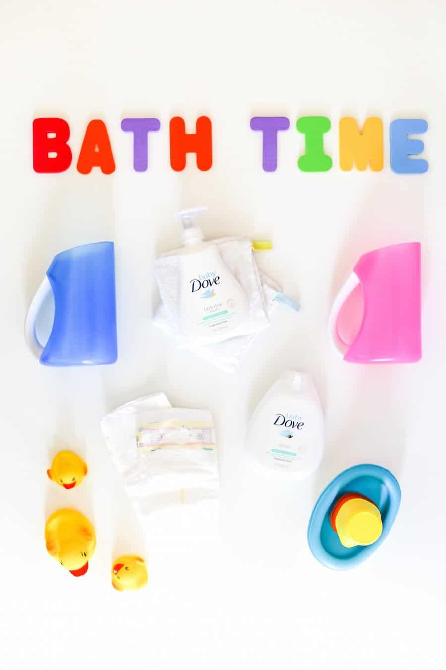 My Twins' Bathtime Routine// Salty Canary