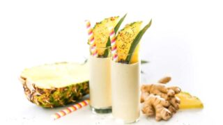 Pineapple Ginger Smoothie Recipe, Salty Canary, Morning Sickness Breakfast, Prenatal Vitamins, Early Pregnancy, Twin