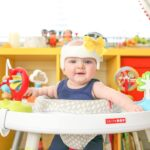 Wren's Plagiocephaly and Helmet Journey