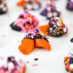 Halloween Misfortune Cookies, Fortune Cookies, Funny Fortune Cookies, Halloween Cookies, Cinnamon Sugar Fortune Cookies, Black Fortune Cookies