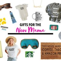Gift Guide for the New Mama