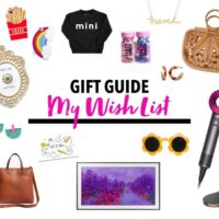 My Wish List Gift Guide