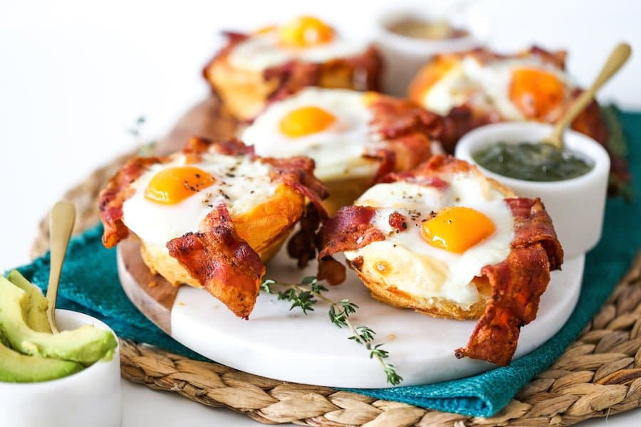Bacon Sausage Amp Egg Biscuit Cups