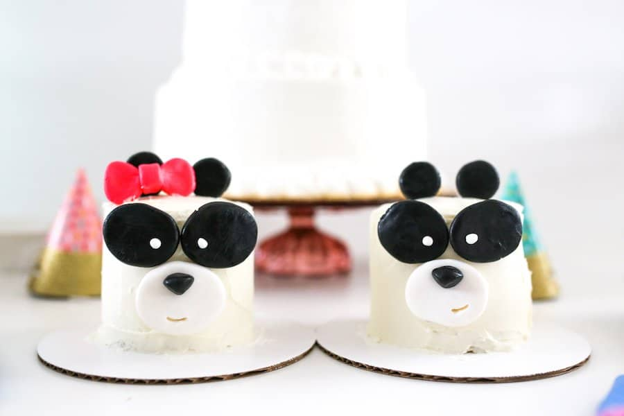 Its Pandamonium Panda Twin Birthday Party // Salty Canary