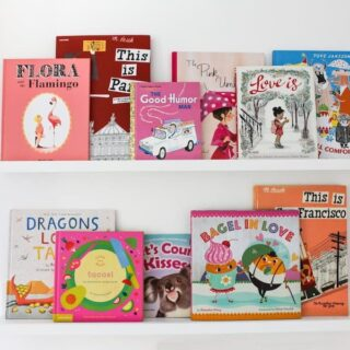 Valentine's Day Books for Babies and Toddlers // Salty Canary