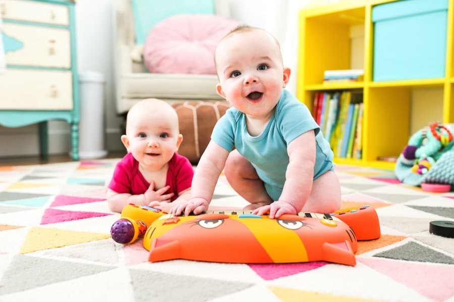 "979807704 or ""When to Start a Baby Registry for Twins?"" The short answer is Amazon,  Target, Walmart, ..."