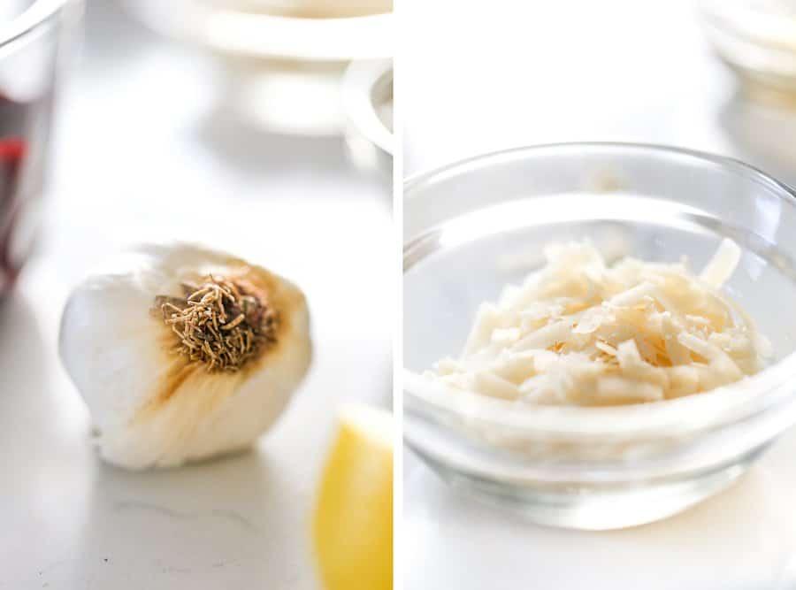 Beet Pumpkin Seed Pesto // Salty Canary