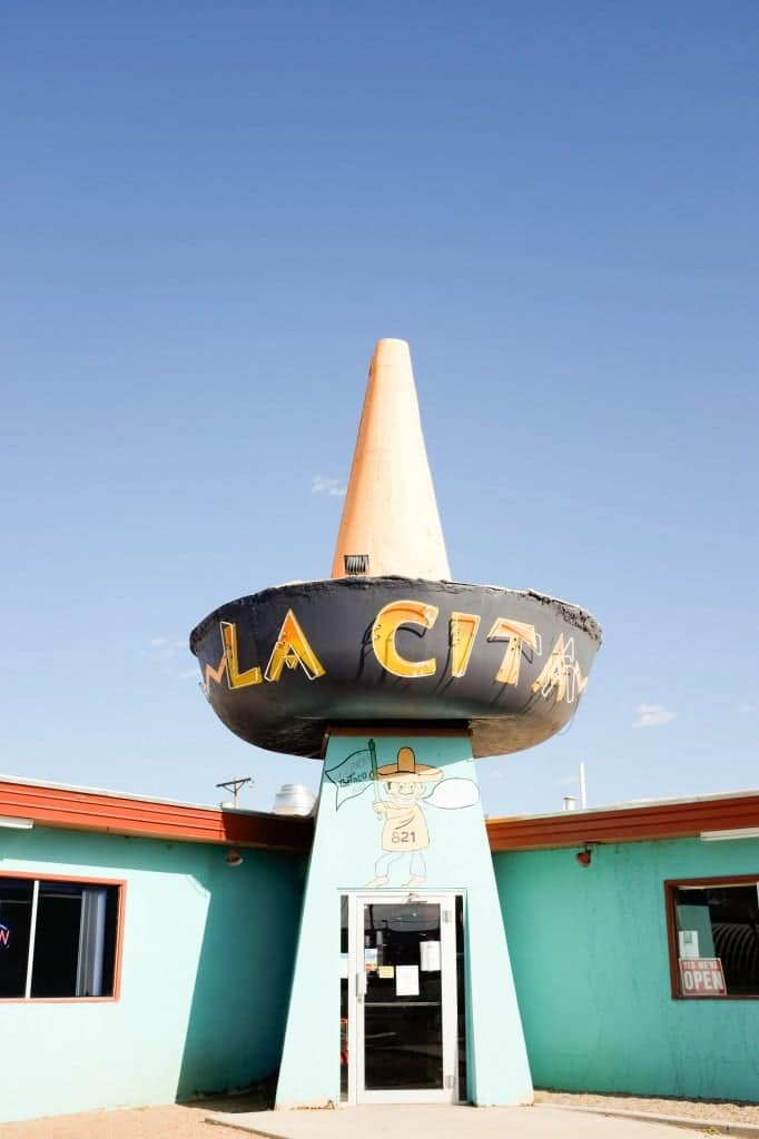Route 66 Road Trip, La Cita in Tucumcari, New Mexico // Salty Canary