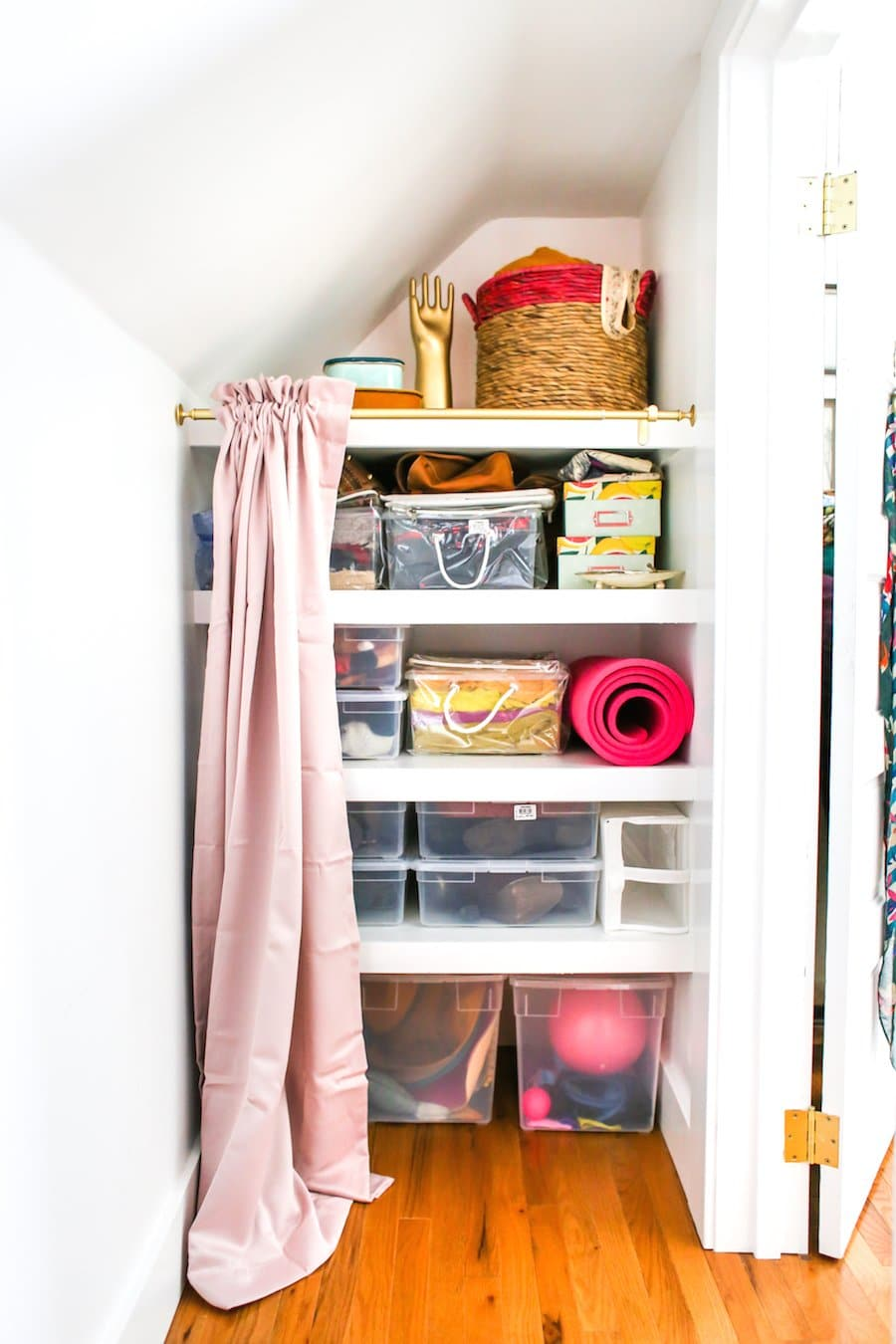 How to Refresh Your Master Closet // Salty Canary