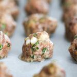 Freezer Friendly Meatballs // Salty Canary