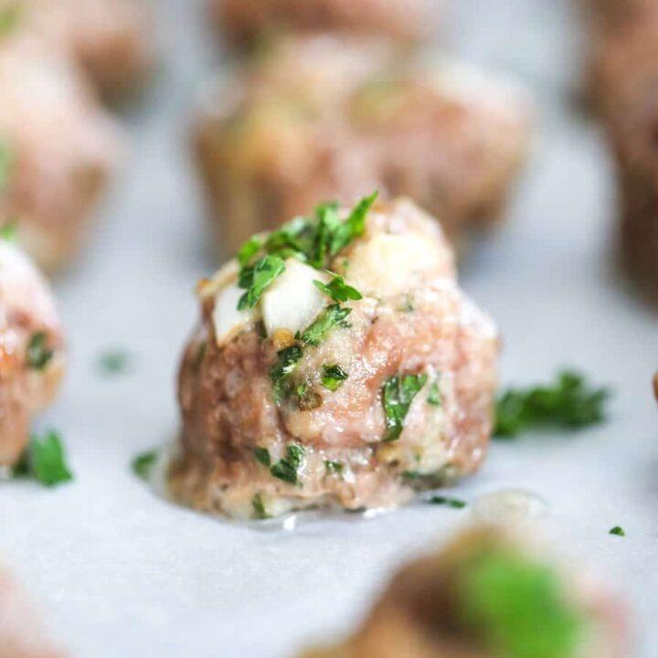 Freezer-Friendly Meatball Recipe