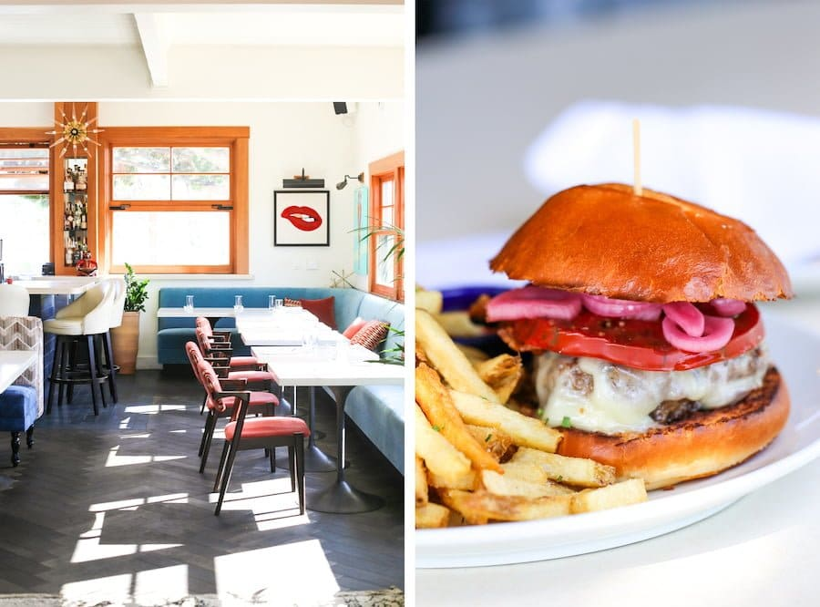 Norman's Restaurant at the Skyview Motel in Los Alamos, California // Salty Canary