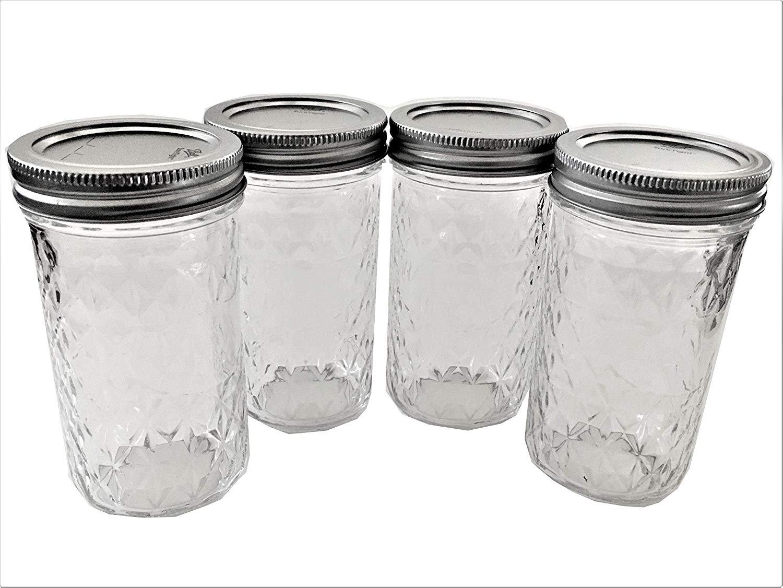 Mason Ball Jelly Jars