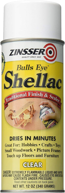 Shellac Spray