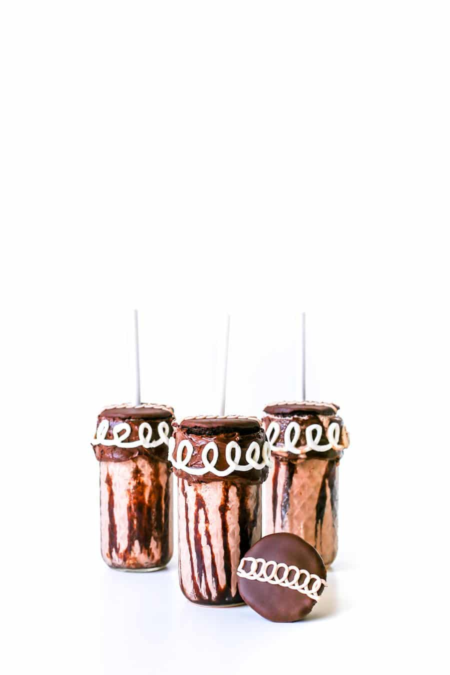 Hostess Cupcake Milkshake Recipe // Salty Canary