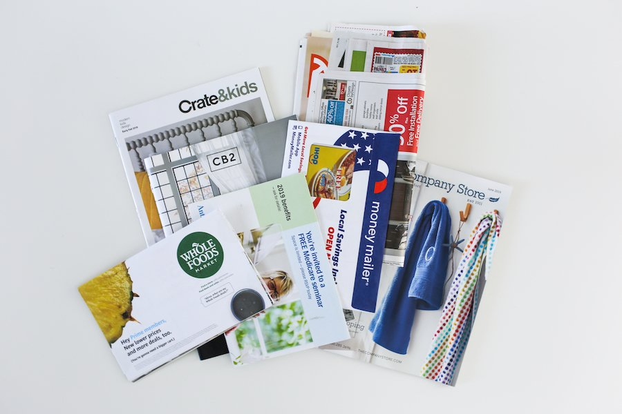 Zero Waste How To Stop Junk Mail In 5 Steps
