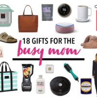 Gift Guide for the Busy Mom