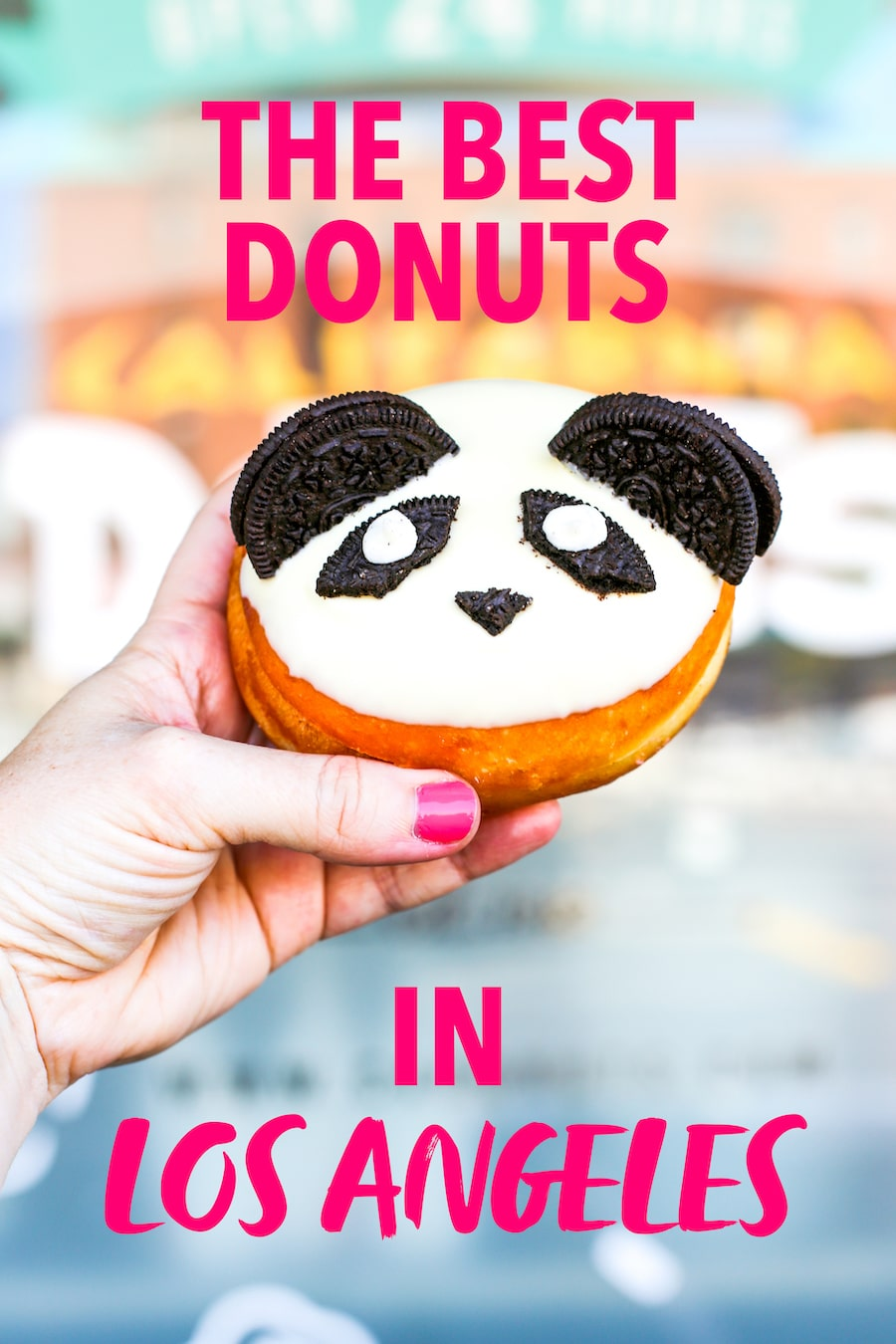 The Best Donuts in Los Angeles